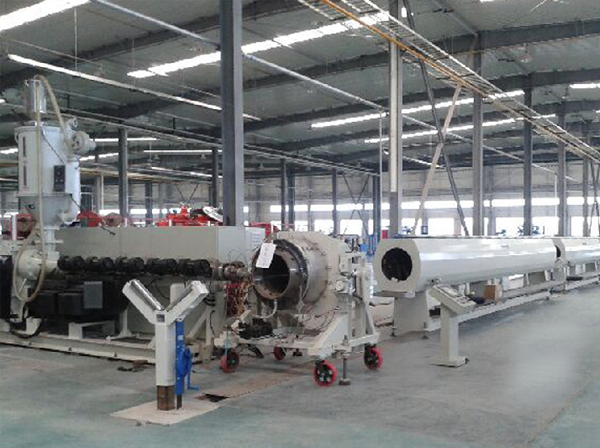 SPV INNER LAYER EXTRUSION LINE & SPV OUTER LAYER EXTRUSION LINE