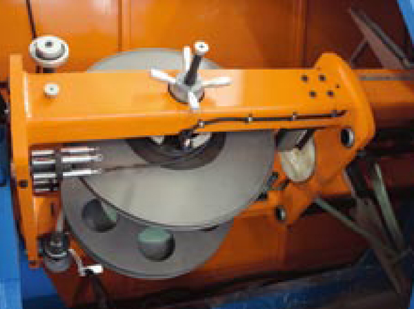 RBP 600 WINDING MACHINE FOR REINFORCED STEEL TAPE
